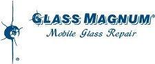 Glass Magnum of Salem Logo